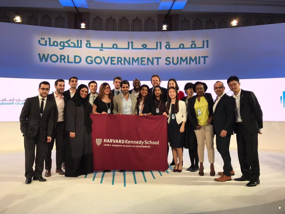 Congratulations to HKS Students on World Government Summit Award Win!