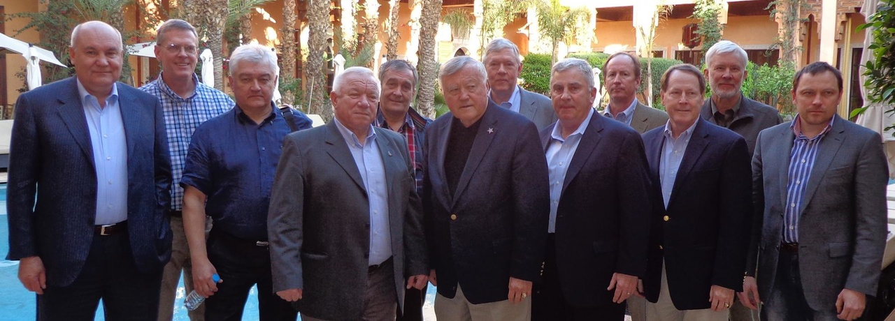Elbe Members in Morocco 2014