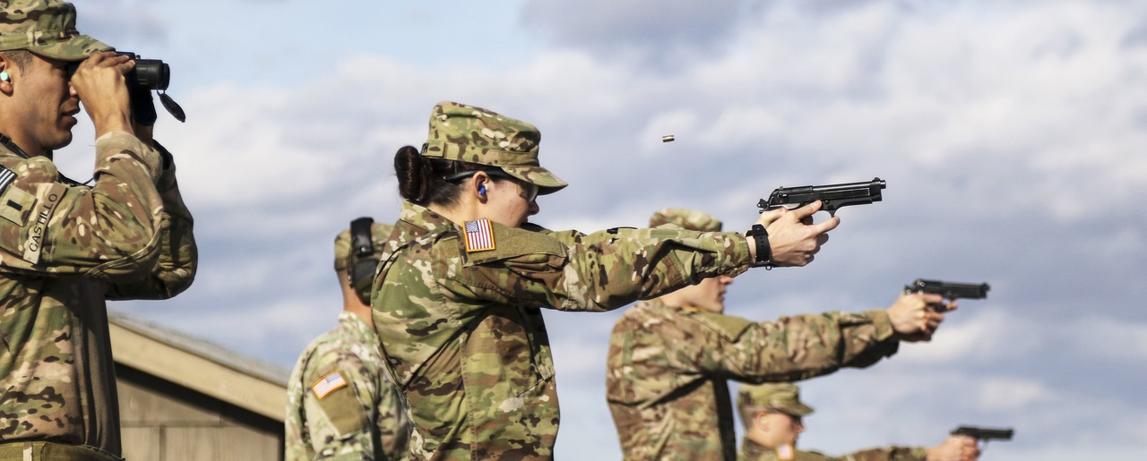 No Exceptions: The Decision to Open All Military Positions to Women