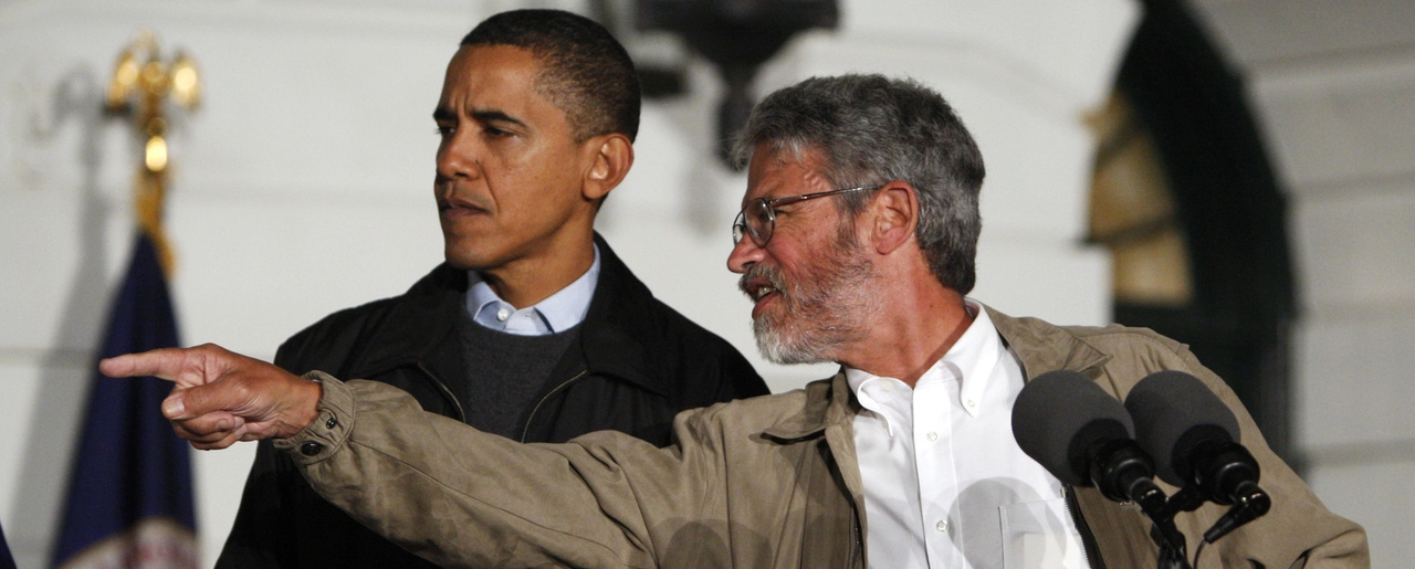 Image result for John Holdren barack obama