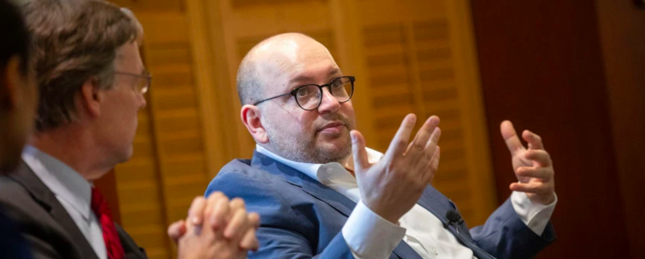 Reporters Jason and Yeganeh Rezaian Recount Ordeal in Iranian Prison