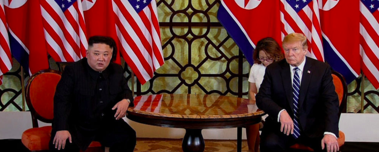 President Trump and North Korean leader Kim Jong Un abruptly cut short their two-day summit in Vietnam as talks broke down and both leaders failed to reach an agreement on nuclear disarmament.