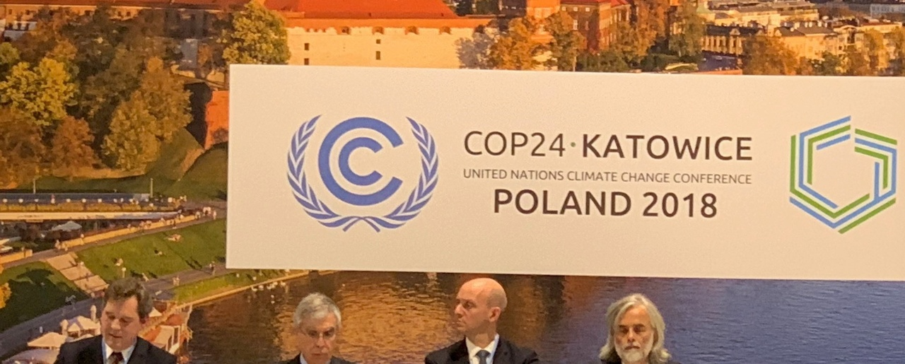 Side-event at COP-24
