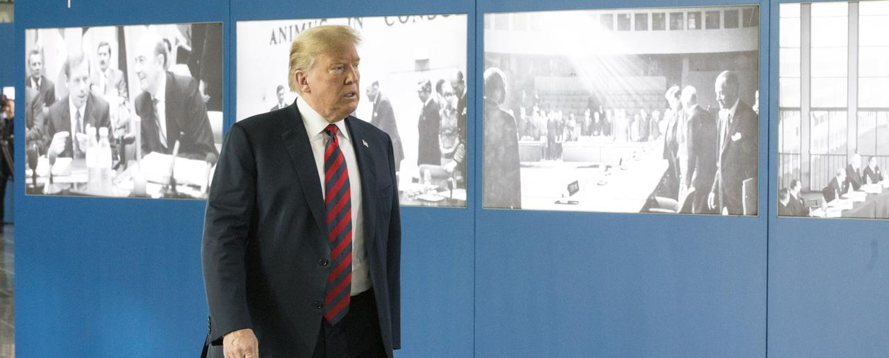 Kết quả hình ảnh cho coercive diplomacy trump