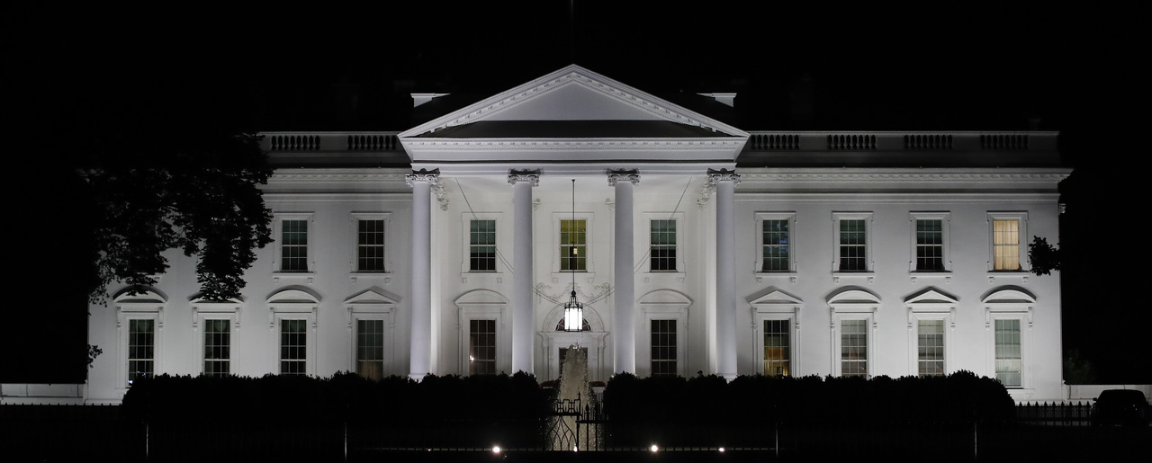 White House is seen in Washington, May 9, 2017