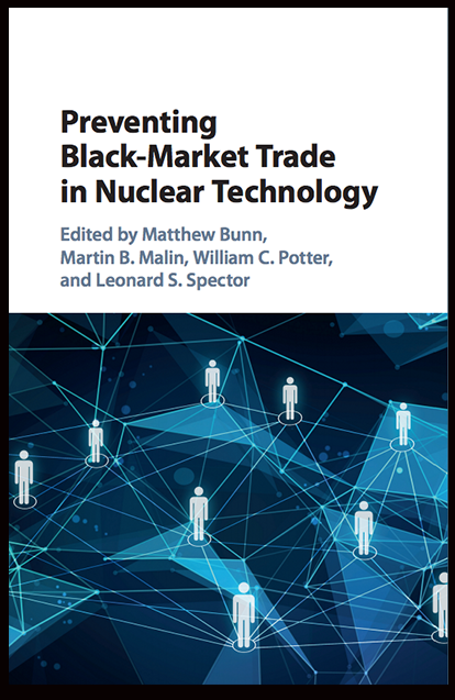 Book Cover Black Market : Preventing black market trade in nuclear technology