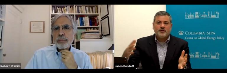 Former White House Advisor Jason Bordoff Analyzes Prospects for Green Energy Investments in the Biden-Harris Administration in HPCA Virtual Forum