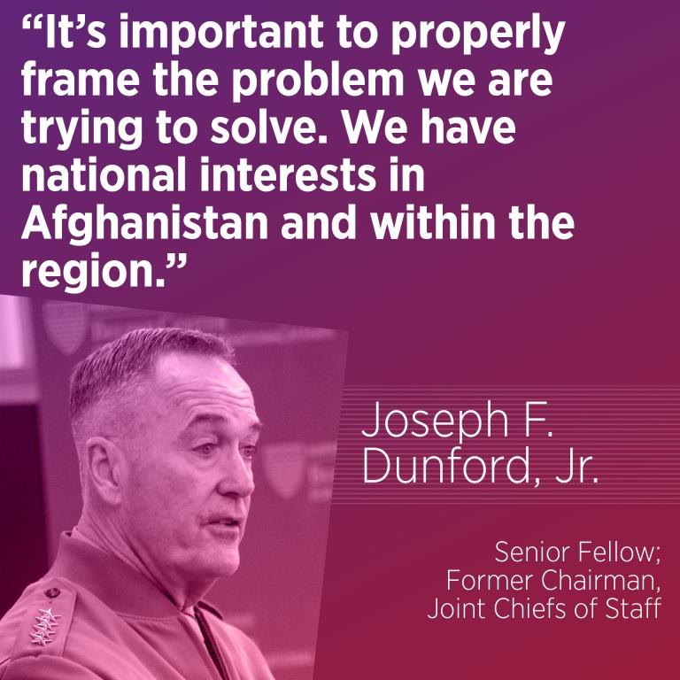Dunford Quote