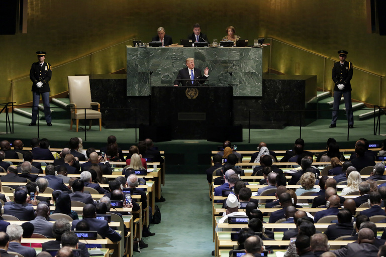 The Most Surprising Thing About Trump's U N  Speech | Belfer Center