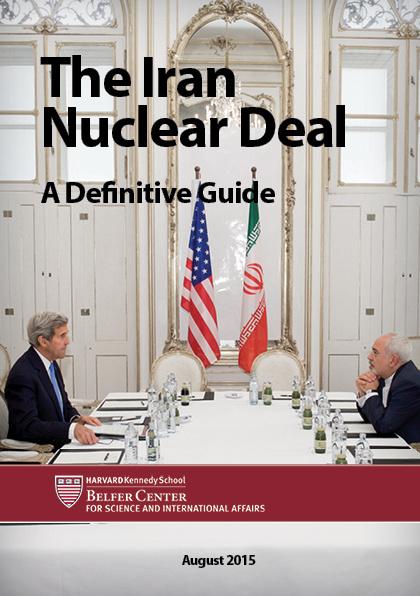 the iran nuclear deal a definitive guide belfer center for rh belfercenter org School Answer Keys Worksheets with Answer Keys