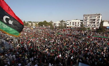 Libya: A Year of Revolution and State-Building