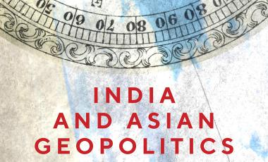 India and Asian Geopolitics book cover