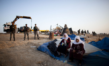 Indigenous Challenge to Legal Doctrine: Bedouin Land Rights in Israel/Palestine