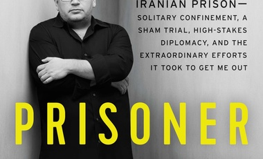 Book Cover of Prisoner: My 544 Days in an Iranian Prison