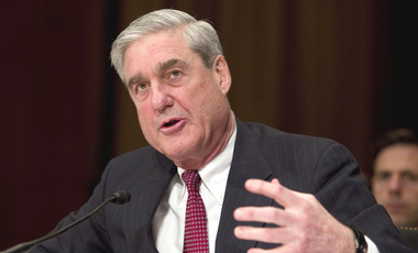 In this March 30, 2011 file photo, FBI Director Robert Mueller testifies on Capitol Hill in Washington. (AP Photo/Evan Vucci, File)