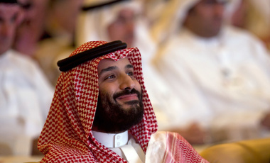 Photo of Saudi Arabia Crown Prince bin Salman