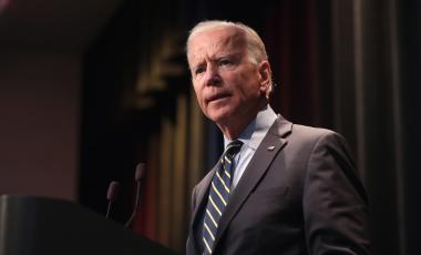 Then-candidate Joe Biden in 2019.