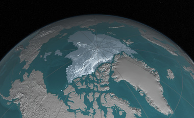 Arctic Sea Ice Cap