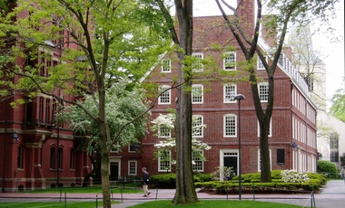 Massachusetts Hall, Harvard University