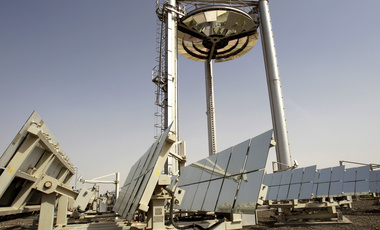 Renewable energy project in UAE