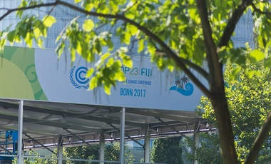 Venue for COP-23 in Bonn, Germany