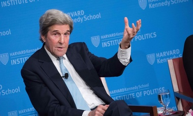 John Kerry at Forum