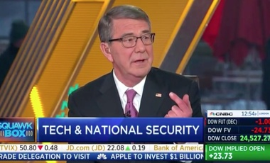 Ash Carter talks Tech and Public Purpose on CNBC Squawk Box