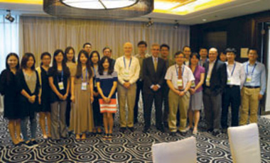 "Participants in the workshop, ""Bilateral Cooperation between China and the United States: Facilitating Progress on Climate-Change Policy"""