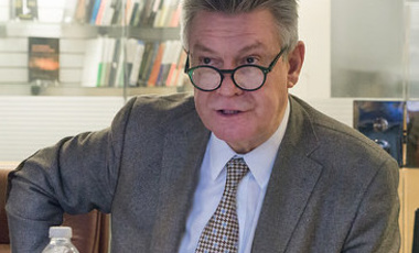 Conversations in Diplomacy: Karel de Gucht