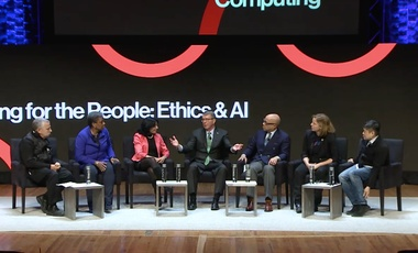 Ash Carter at MIT — Computing for the People: Ethics and AI