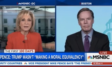 Nicholas Burns MSNBC Andrea Mitchell Reports