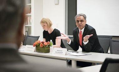 Ambassador Syed Akbaruddin, Permanent Representative of India to the UN