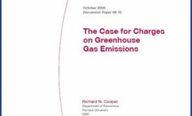 The Case for Charges on Greenhouse Gas Emissions