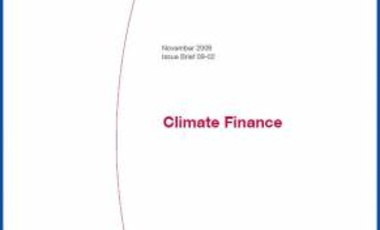 Climate Finance