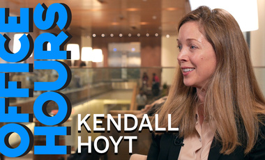 Kendall Hoyt on Office Hours Podcast