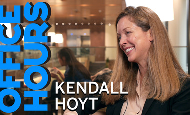 Kendall Hoyt on Office Hours