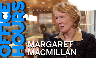Margaret MacMillan on Office Hours