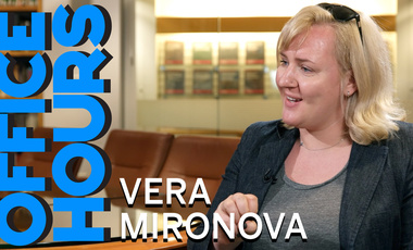 Vera Mironova on Office Hours