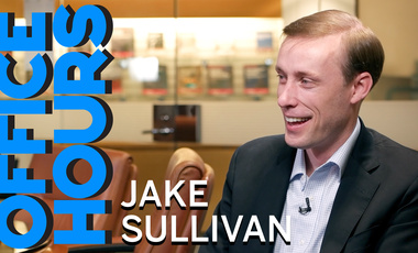 Jake Sullivan on Office Hours