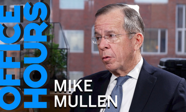 Mike Mullen on Office Hours