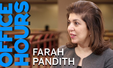 Farah Pandith on Office Hours