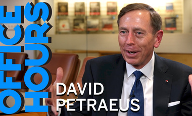 David Petraeus on Office Hours