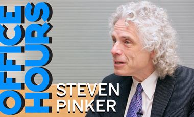 Steven Pinker on Office Hours