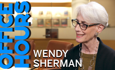 Wendy Sherman on Office Hours
