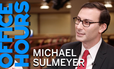 Michael Sulmeyer on Office Hours