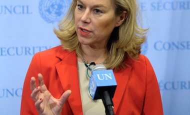 Conversations in Diplomacy: Sigrid Kaag