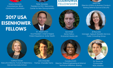 2017 Eisenhower Fellows