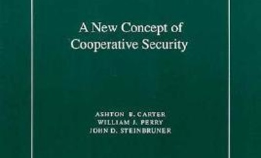A New Concept of Cooperative Security