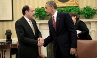 Friday, Nov. 1, 2013 - Iraqi Prime Minister Nouri al-Maliki personally appeals to President Obama for more U.S. assistance in beating back the bloody insurgency consuming his country.