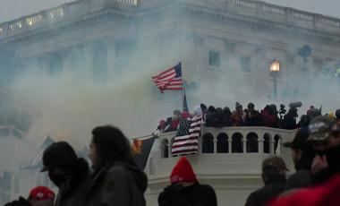 Storming of the U.S. Capitol
